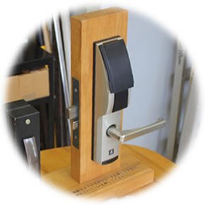 電気錠の画像